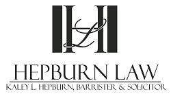 The office of Hepburn Law