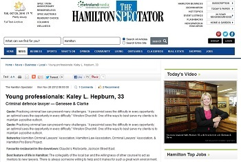 Our Firm In the Local News